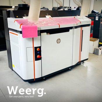 Stampanti 3D e Lavorazioni CNC online - Weerg