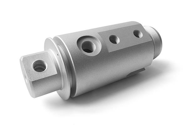 CNC Alluminio 6082-T651 Anticorodal