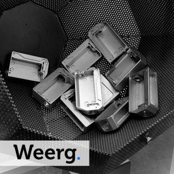 Alluminio 5083, pallinatura a nanosfere Lancet®